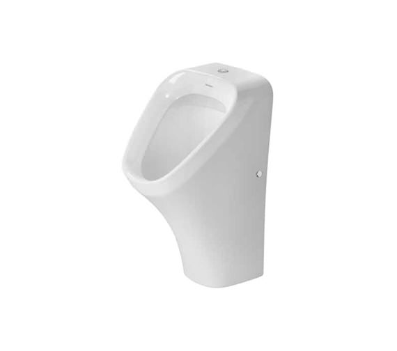 Duravit DuraStyle 300 x 340mm Urinal With Visible Inlet - 2805300000