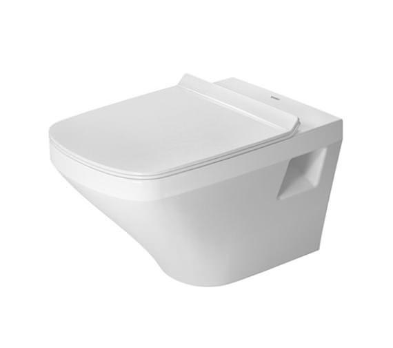 Duravit DuraStyle 370 x 540mm Wall Mounted Toilet - 2536090000