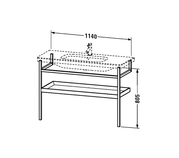 Technical drawing QS-V24958 / DS988401876
