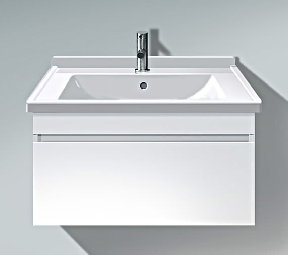Duravit DuraStyle 800mm Vanity Unit With 850mm Starck 3 Basin