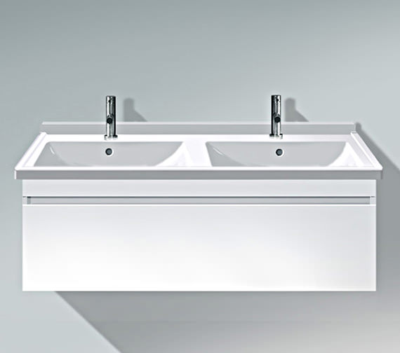 Duravit DuraStyle 1200mm Vanity Unit With Starck 3 Double Basin