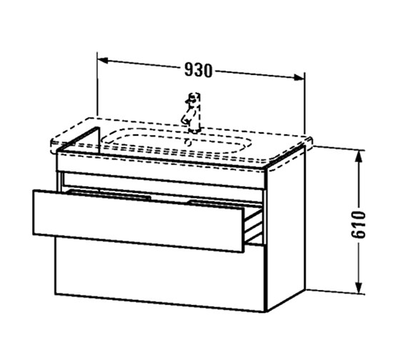 Technical drawing QS-V24987 / DS648201818