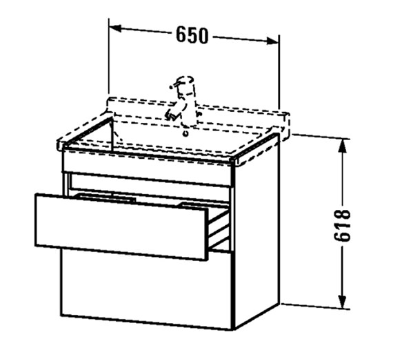 Technical drawing QS-V24992 / DS648701818