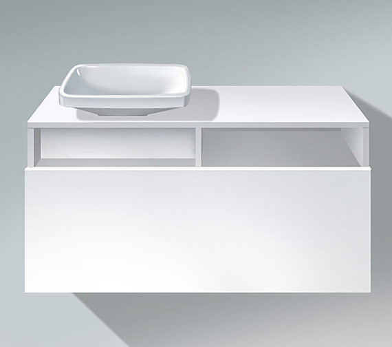 Duravit DuraStyle 1000mm Wall Mounted Vanity Unit