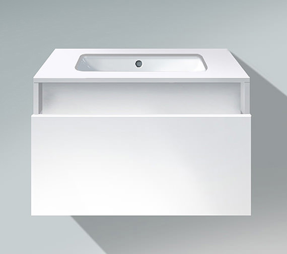 Duravit DuraStyle 800mm Unit For Undercounter Basin - DS688301818