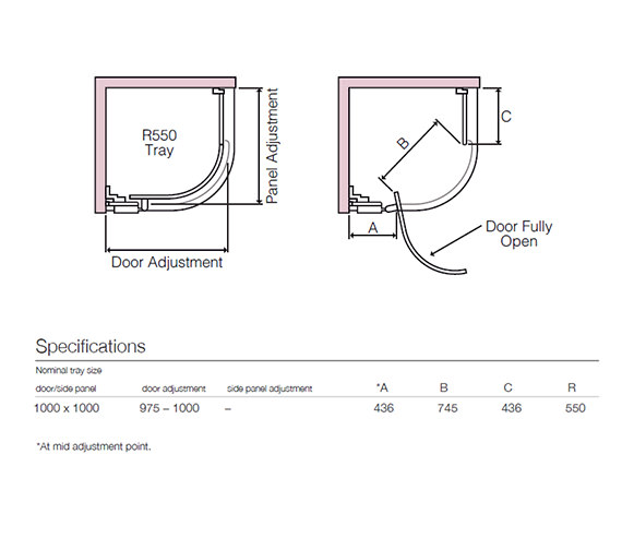 Technical drawing QS-V25235 / 6005ES05GLL