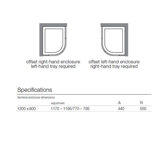 Technical drawing QS-V25261 / 6307SR05GL