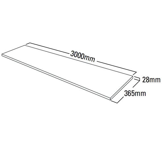 Technical drawing QS-V25406 / F3W30.SL