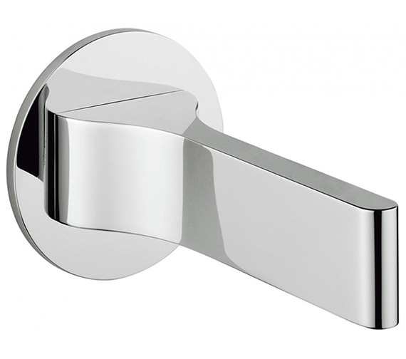 Crosswater Svelte Wall Mounted Bath Spout - SE0370WC