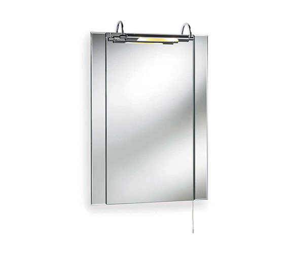 Beo Harrison 550 x 750mm Portrait Mirror With Led Light
