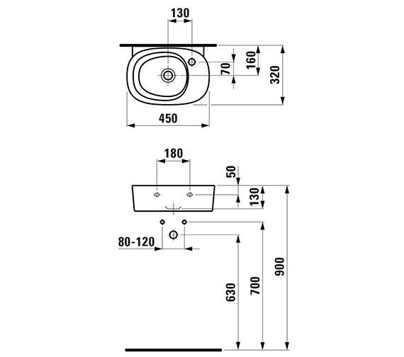 Technical drawing QS-V25495 / 8.1555.2.000.109.1