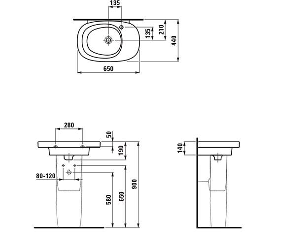 Technical drawing QS-V25502 / 8.1255.2.000.109.1