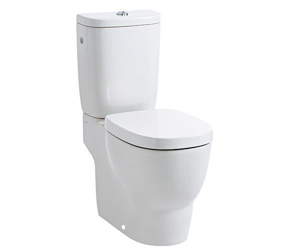 Laufen Mimo Close Coupled Floor Standing WC With Cistern 660mm