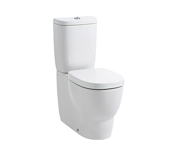 Laufen Mimo Close Coupled Back To Wall WC With Cistern 660mm
