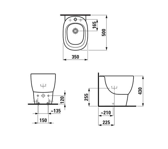 Technical drawing QS-V25511 / 8.3255.1.000.302.1