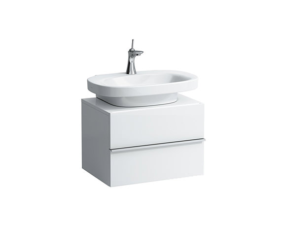 Laufen Mimo Wall Hung Vanity Unit 595mm - White