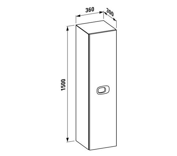 Technical drawing QS-V25548 / 4.6255.1.055.532.1