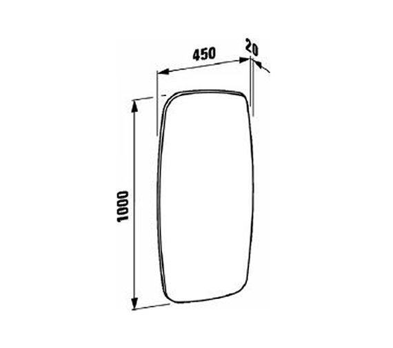Technical drawing QS-V25555 / 4.4255.5.055.000.1