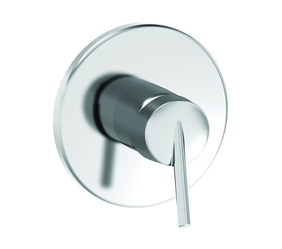 Laufen Mimo Concealed Shower Mixer Valve Chrome - 3.3155.6.004.000.1