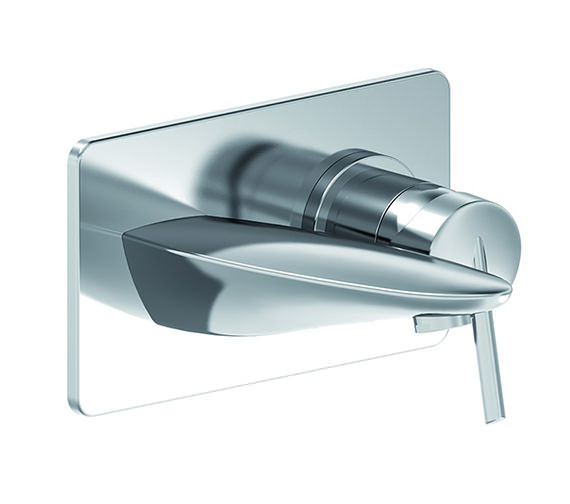 Laufen Mimo Concealed Wall Mixer Set Chrome - 3.1155.6.004.120.1