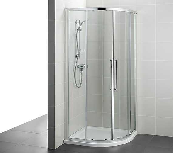 Ideal Standard Kubo Quadrant Shower Enclosure