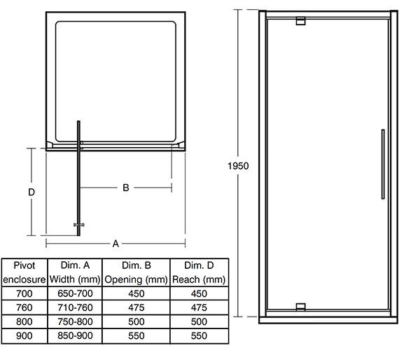Technical drawing QS-V25824 / T7371EO