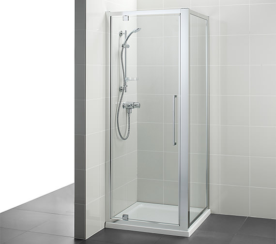 Additional image of Ideal Standard Kubo Pivot Shower Door
