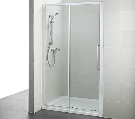 Ideal Standard Kubo 1200mm Slider Enclosure Door - T7380EO
