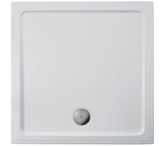 Ideal Standard Simplicity 700mm Low Profile Square Flat Top Tray