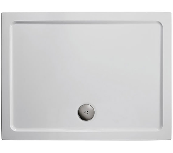Ideal Standard Simplicity 40mm Height Low Profile Flat Top Shower Tray
