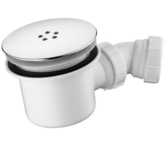Ideal Standard Idealite 90mm Fast Flow Shower Waste Chrome