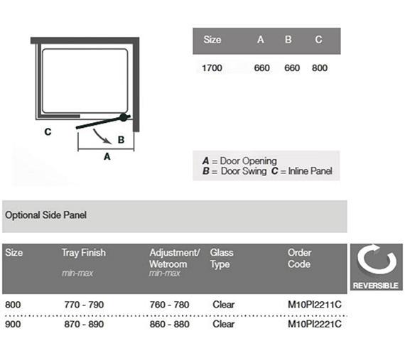 Technical drawing QS-V25951 / M101281C