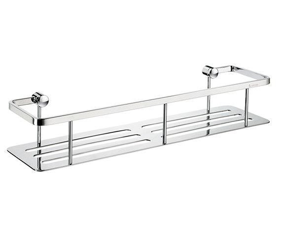 Smedbo Sideline Design Shower Basket Straight 1 Level