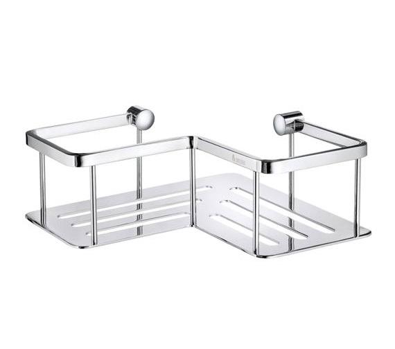Smedbo Design 200 x 200mm Corner Soap Basket