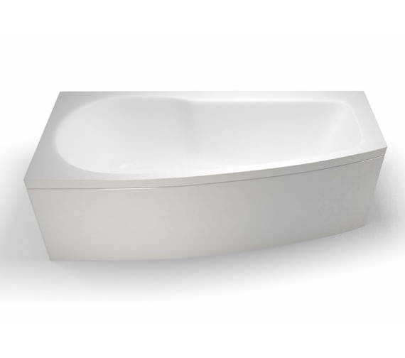 Additional image of Cleargreen Ecocurve Bath 1700 x 750mm Left Hand