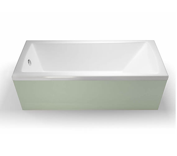 Additional image of Cleargreen Sustain Single Ended Bath 1700 x 700mm