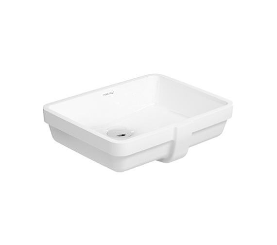 Duravit Vero White 430 x 315mm Vanity Washbasin - 0330430000