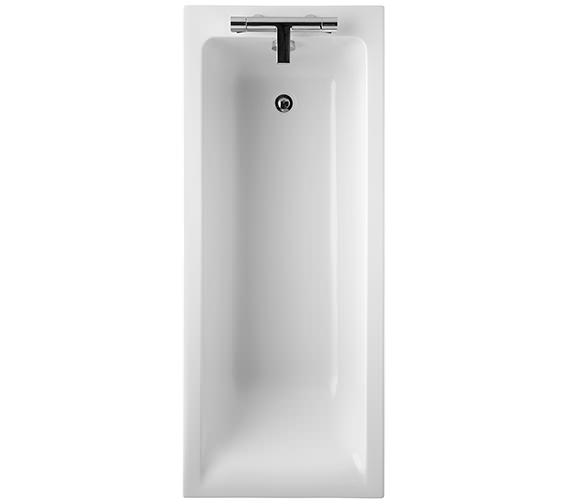 Ideal Standard Concept 1700 x 700mm 2 Tap Hole Rectangular Bath