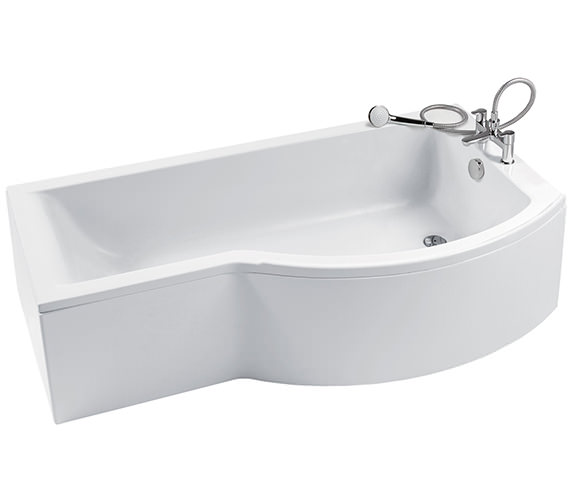 Ideal Standard Concept 1700 X 700mm Right Handed Shower Bath