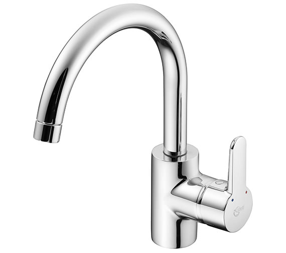 Ideal Standard Concept Tubular Spout Single Lever Kitchen Sink Mixer Tap