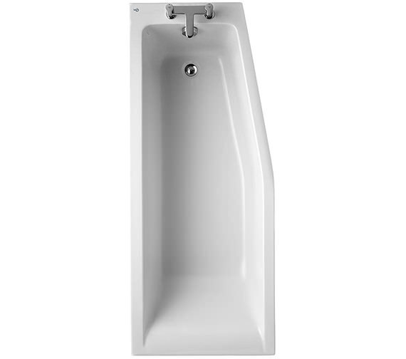 Ideal Standard Concept 1700 x 700mm Spacemaker Idealform Plus Right Hand Shower Bath