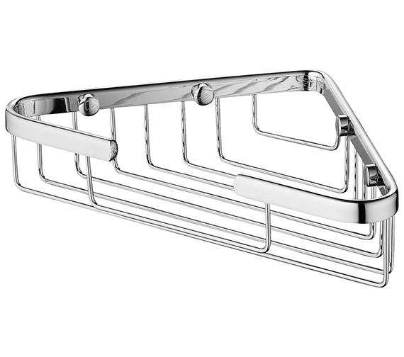 Ideal Standard IOM Chrome Shower Basket - A9105AA