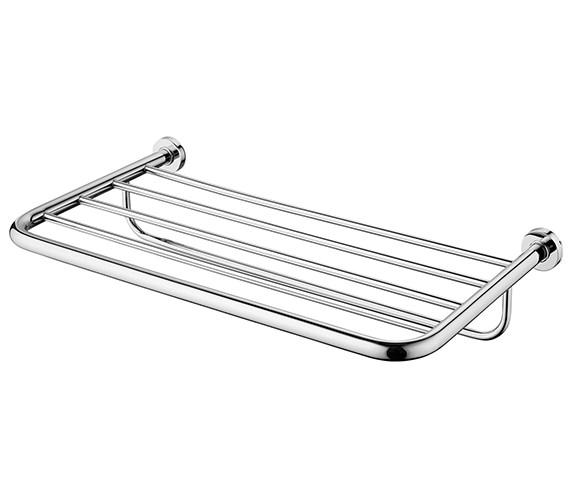 Ideal Standard IOM Chrome Bath Towel Rack - A9106AA