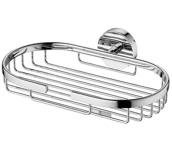 Ideal Standard IOM Chrome Soap Basket - A9112AA