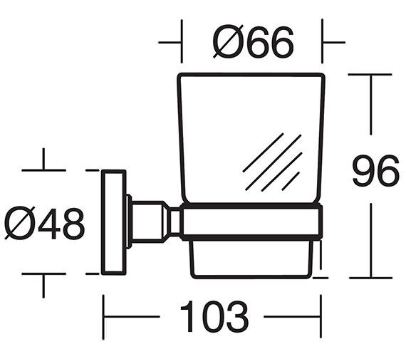 Technical drawing QS-V26723 / A9121AA