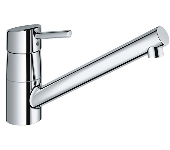 Grohe Concetto Kitchen Sink Mixer Tap Chrome