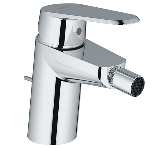 grohe eurodisc cosmopolitan bidet mixer tap with waste 33244 002. Black Bedroom Furniture Sets. Home Design Ideas
