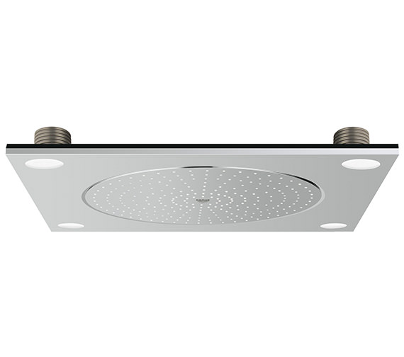 Grohe Spa Rainshower F-Series Ceiling Shower With 4 Lights - 27 865 000