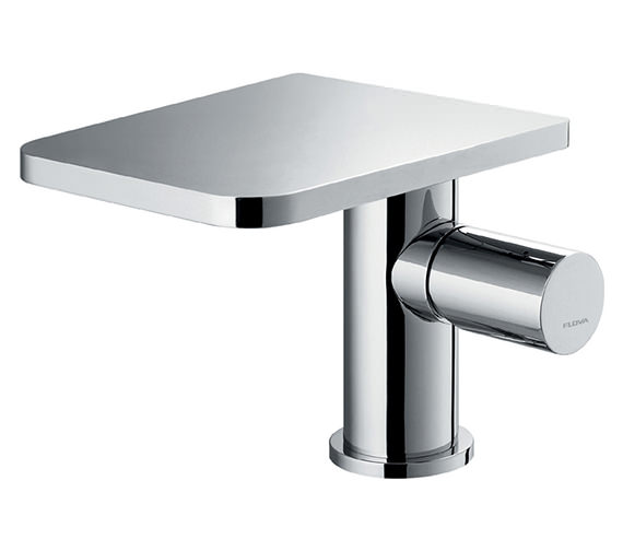 Flova Annecy Basin Mixer Tap With Clicker Waste - ANBAS