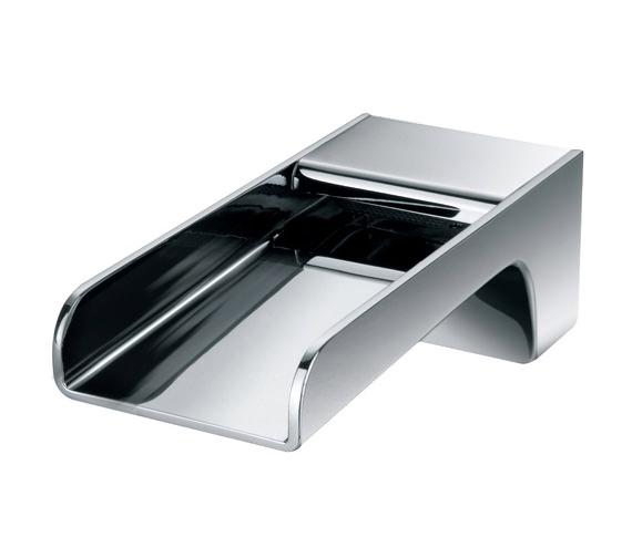 Flova Cascade Wall Mounted Bath Spout - CABSPOUT